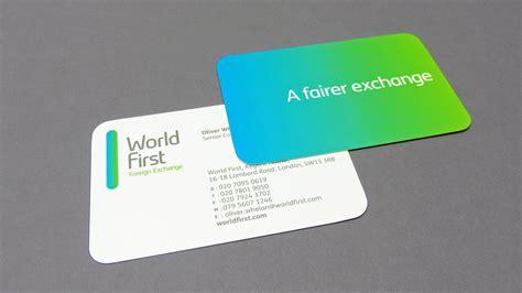 card corner world business card freestyle print printers uk