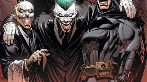 Dc Joker New 001 the joker endgame dc