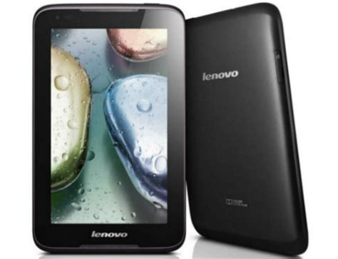 Lenovo Ideatab A1000 4gb lenovo ideapad a1000 now available for rs 8 980 in india bgr india
