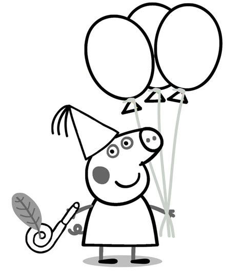 peppa pig coloring pages nick jr 48 best images about peppa pig on pinterest nick jr