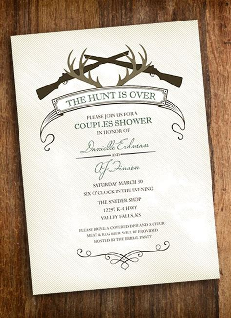Couples Shower Invitations Etsy by Adventure Awaits Grace O Malley And Couples Shower