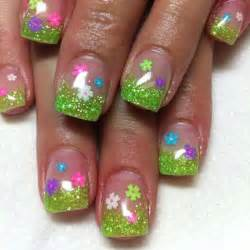 Easter Nail Designs by Designs To Try Delicate Nail Arts For This Weekend