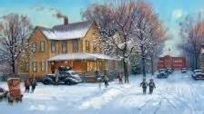 Christmas story painting house ralphie
