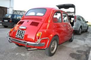 Fiat 500 Luxury Fiat 500 L Luxury 1970 Classic Italian Car