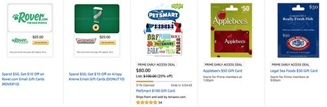 Is It Legal For Gift Cards To Expire - expired amazon save 20 on gift cards for petsmart krispy kreme applebee s and