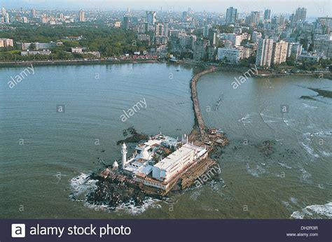 Top Mba India Mumbai Maharashtra by Aerial View Haji Ali At Mumbai Maharashtra India Stock
