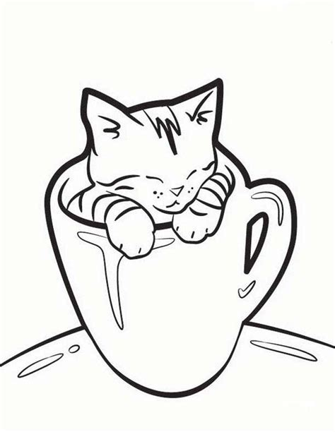 cat coloring sheets cat coloring pages printable jpg 1000 215 1293 colouring