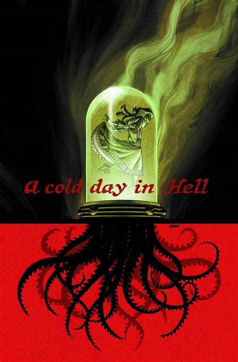 a cold day in hell a cold investigation books b p r d hell on earth 106 a cold day in hell 2