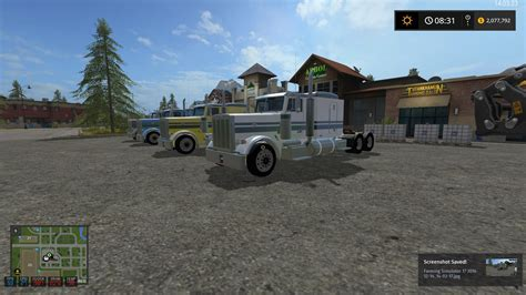 17 best images about flat pack on flats peterbilt 379 flat top v1 fs 17 farming simulator 17 mod
