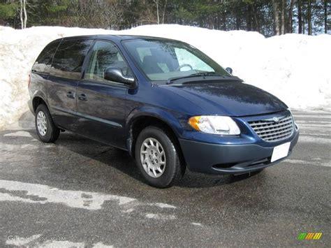 2002 Chrysler Voyager by 2002 Patriot Blue Pearl Chrysler Voyager 3665237