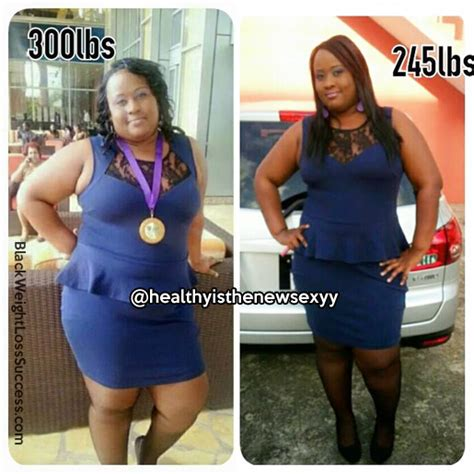weight loss 6 months before and after lost 55 pounds black weight loss success