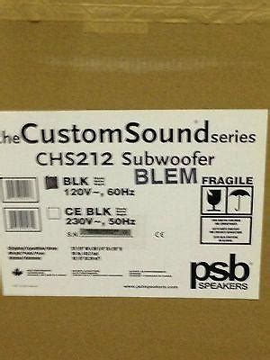 Psb Alpha B1 Bookshelf Speakers Products Page 11 The Sound Seller