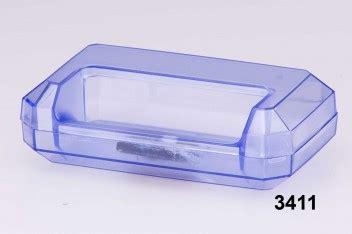 Blue Topaz Memo Bl 031 paper clip caddy metro plastic