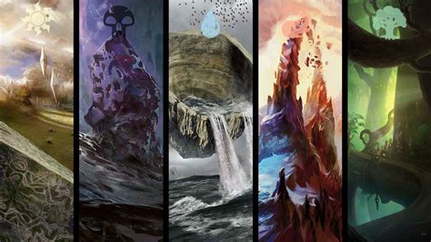 mtg wallpaper by matthew45610 on deviantart