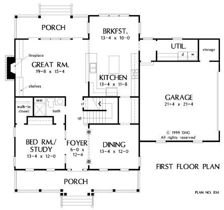 house number layout floor plans house plans and the breakfast on pinterest