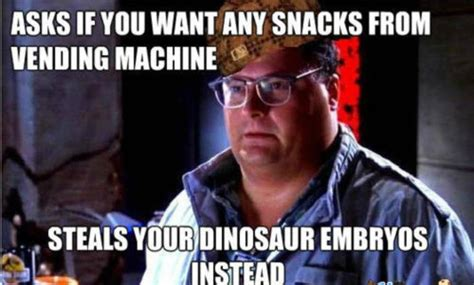 Jurassic Park Birthday Meme - 25 hilarious jurassic park memes that will you laugh out loud