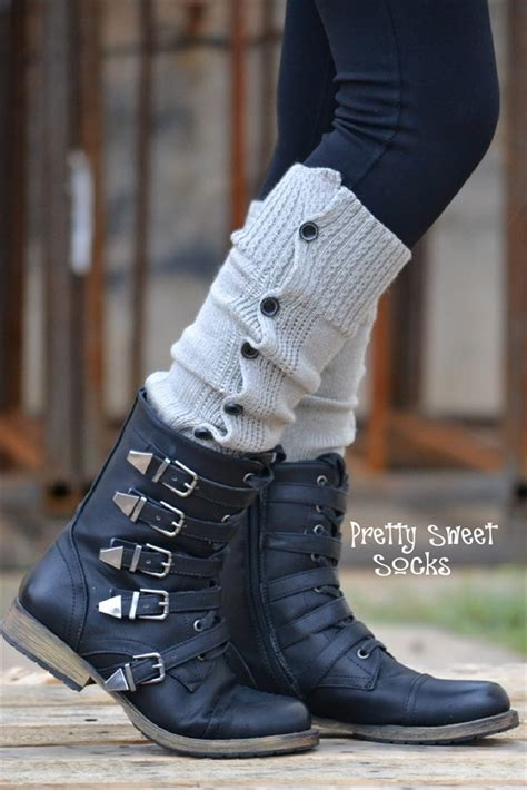 Leg Warmers Are Back by They Re Back Button Leg Warmers