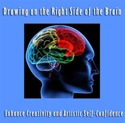 Drawing On The Right Side Of The Brain by Drawing On The Right Side Of The Brain To Enhance
