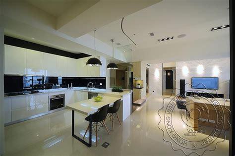 closet dining room south korean style 3d house japan south korea style living room interior rendering