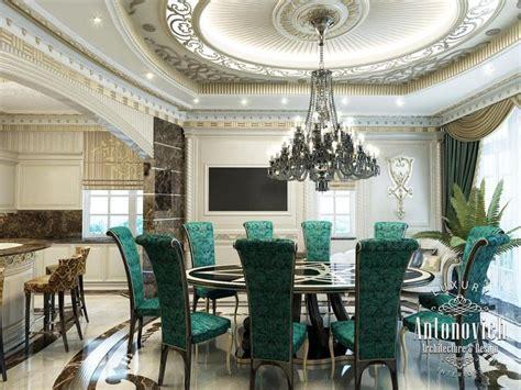villa interior design  dubai villa  qatar photo
