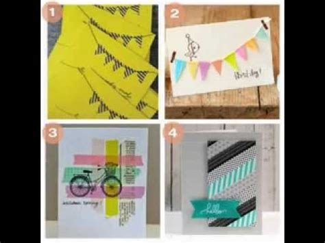 7 Creative Suggestions For Using Cards by Creative Diy Birthday Card Ideas
