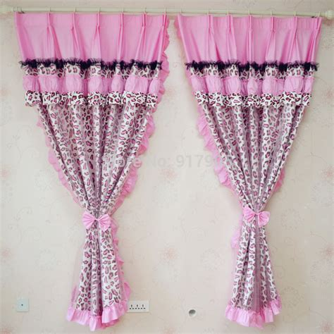 pink cheetah curtains sexy pink leopard print curtains modern living room