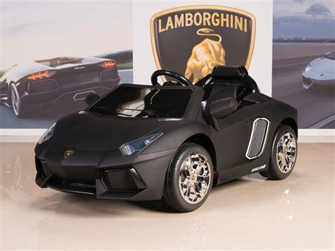 Lamborghini Kid Car by Lamborghini Aventador Ride Walletwrecker