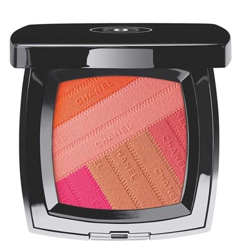 Chanel Summer Exclusive Colour Collection 2007 by Makeup Review Shades Colors Photos Chanel 2016