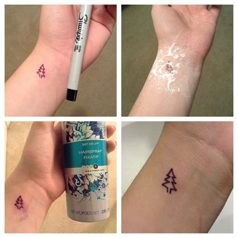 make pen tattoo last longer how to make temporary tattoos last longer style wile