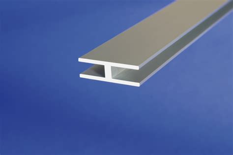 Aluminum H Section by Aluminum Anodised Channel H Shape Section Bar H Profile
