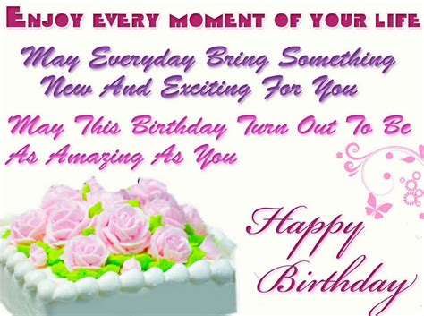 Happy Birthday Wishes For Birthday Wishes Photos 2017 New Find Quotes