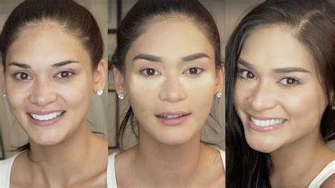 Make Up Just Miss pia wurtzbach shows you how to do everyday makeup