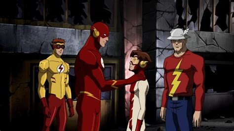 Poster Unclear Justice One justice season 3 kid flash voice actor s tweet
