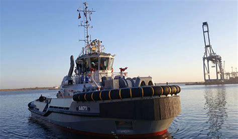 sleepboot in problemen hybride sleepboot noordzee kte niet met stroomuitval