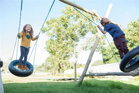 tire swing song new report ranks easiest and hardest places to be a kid