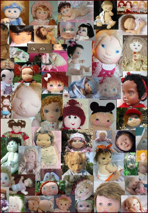 doll challenges cloth baby doll community challenges free patterns