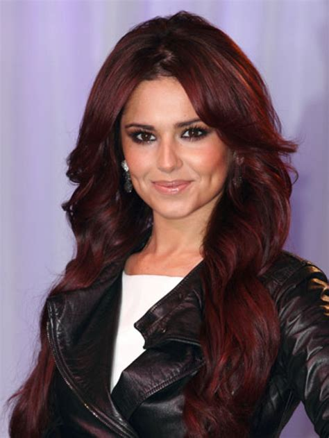 red and dark brown hairstyles red hair color ideas 2013 fashion trends styles for 2014