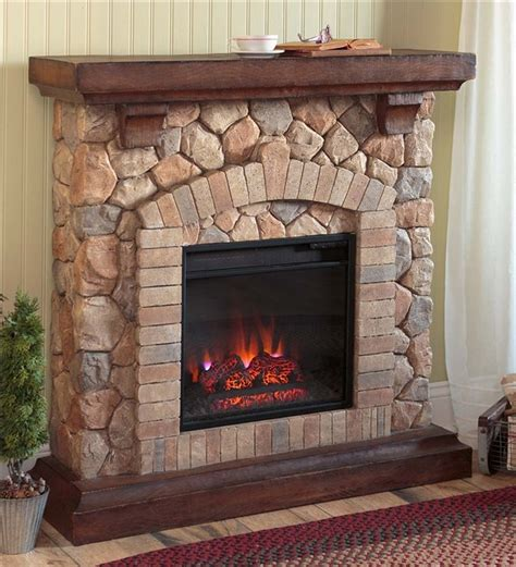 Electric Fireplace Plans by Electric Fireplace For Modern Rustic Home Designs Homesfeed
