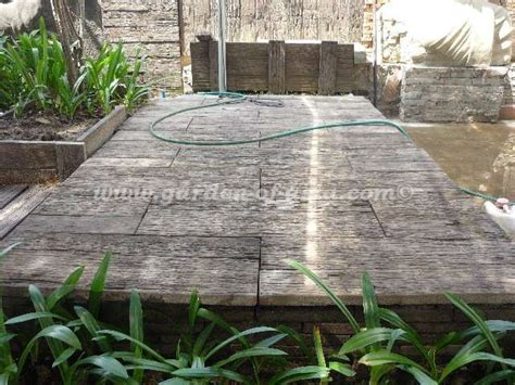 Woodstone Sleepers by Woodstone Sleepers Made In Thailand Garden Of Asia