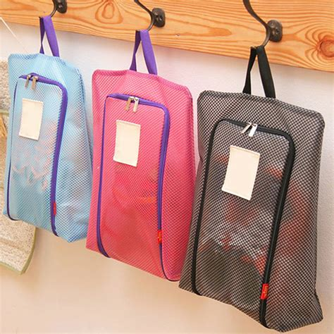 travel shoe bags portable waterproof shoe bag travel tote toiletries