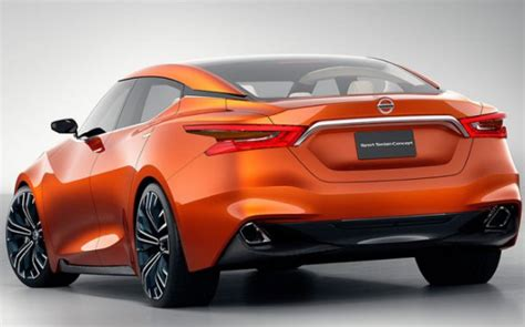 Nissan Maxima 2020 by 2020 Nissan Maxima Sedan Release Date Redesign Price