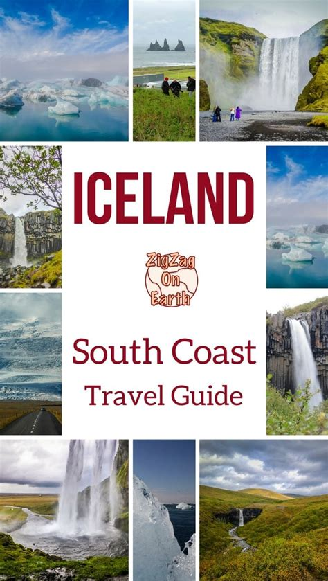 iceland the official travel guide books visit south coast iceland map best places to see photos