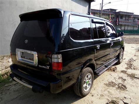 Alarm Mobil Kijang Kapsul kijang kapsul lx 02 1 8 hitam mobilbekas