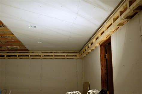 Drywall Ceiling Sagging by Sagging Drywall Ceilings Causes And Fixes