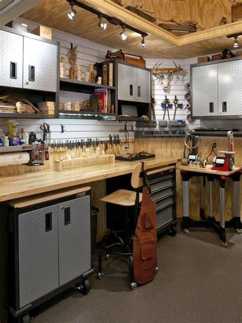 organizing a garage workshop garage organized wood shop yard and gardens