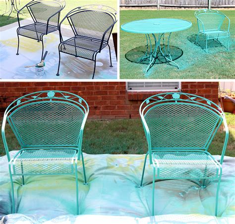 Painting Patio Furniture by How To Paint Patio Furniture With Chalk Paint 174