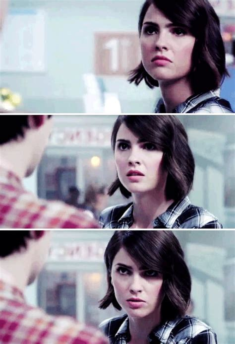 malia teen wolf hairstyle 130 best images about shelley hennig on pinterest