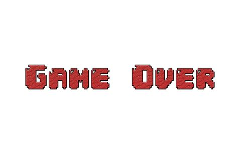 wallpaper game over hd game over typography hd typography 4k wallpapers images