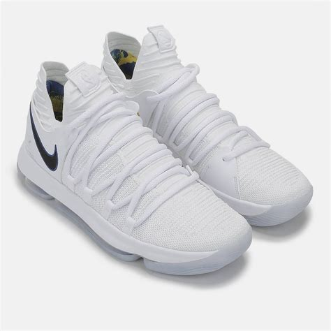 basketball shoes shop shop white nike kd 10 basketball shoe for mens by nike sss