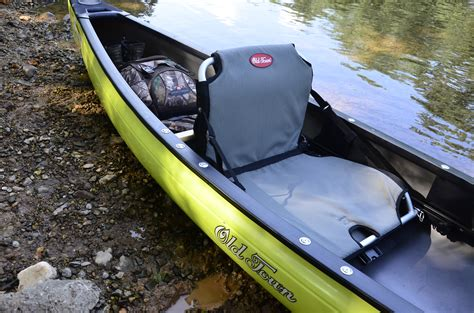 lincoln canoe replacement seats town next canoe reviewaugie s adventures